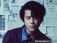 Oguri Shun для Vogue September 2013