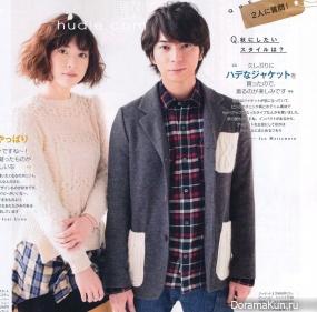 Matsumoto Jun для Seda November 2013