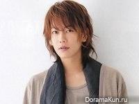 Sato Takeru для SODA January 2014