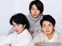 Arashi для Non-No February 2014