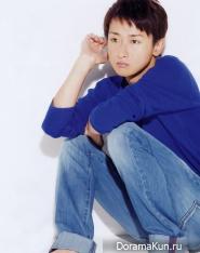 Ohno Satoshi для MISS Plus February 2014