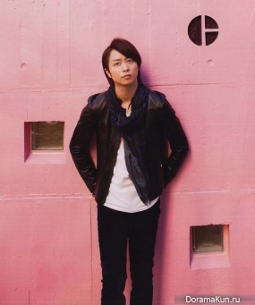 Sakurai Sho для Casa Brutus January 2014