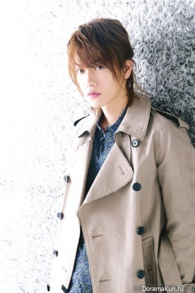 Sato Takeru для awesome! December 2013