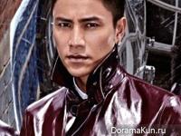 Chen Kun для GQ January 2014