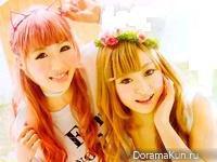 Erika Ishitobi и Sayaka Imai