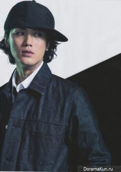 Jin Akanishi для Rolling Stone 2013