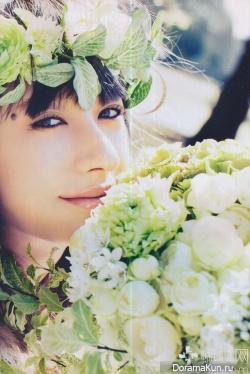Ena Matsumoto для JJ May 2013