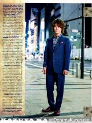 KAT-TUN для Duet June 2013