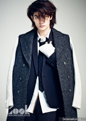 Haruma Miura для First Look 2013