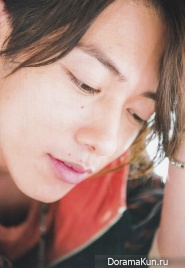 Sato Takeru для CM NOW BOYS Vol.2 August 2012