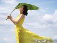 Liu Shi Shi Для Voyage June 2013