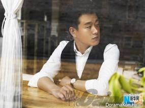 Tong Dawei для Gainer April 2013