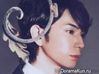 Matsumoto Jun для MISS Plus November 2013