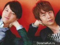 KAT-TUN для Duet May 2013