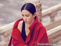 Li Bingbing для Vogue October 2013