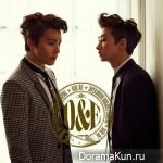 Donghae & Eunhyuk