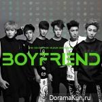 Obsession (2nd Mini Album) - Boyfriend