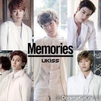 U-KISS – MEMORIES