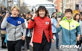 Kim Jang Hoon Leeteuk Kangin