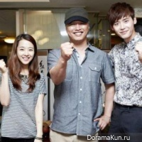 Ли Чон Сок и Пак Бо Ён в новом фильме 'Blood Boiling Youth'