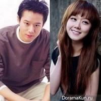 Chun Jung Myung и Choi Kang Hee