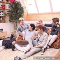 24K выпустили видео со съемок U R So Cute