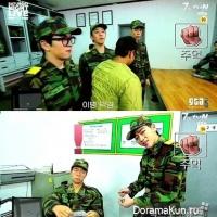 Block B появились в одном из сегментов шоу 'SNL Korea'