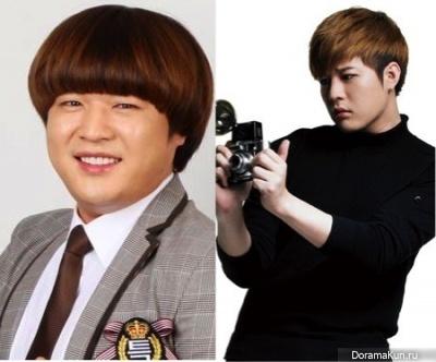 Шиндон из Super Junior