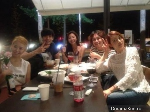 Друзья 85-го года: Юнхо, Пак Су Джин, Чхве Даниель и другие вместе