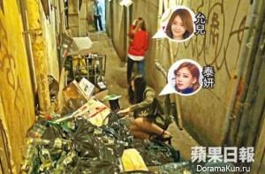Юна и Тэён из Girls' Generation напились в клубе, правда ли это?