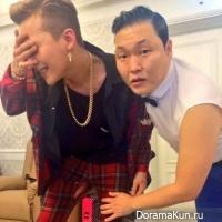 G-Dragon Psy