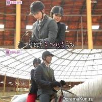 Джинун из 2am и Го Джун Хи сблизились благодаря лошадям?