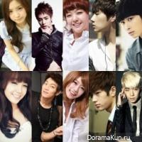 2PM, B2ST, SISTAR, Girl's Day, MBLAQ, INFINITE, A Pink появятся на шоу 'Беглецы'.