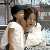 Жена и дочь Ян Хён Сока на шоу 'WIN'