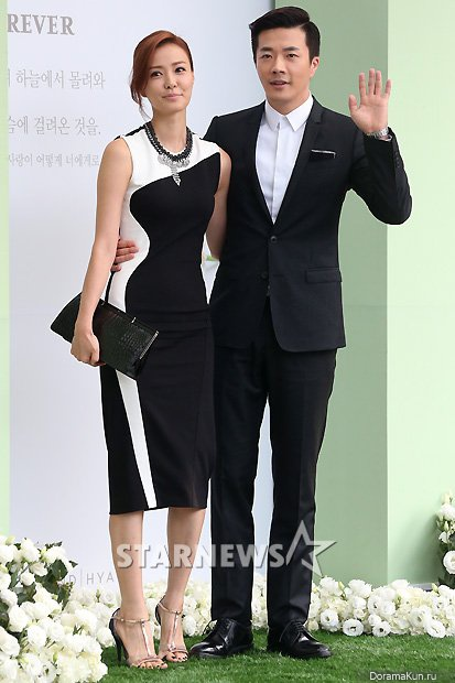 Квон Сан У и Сон Тэ Ён