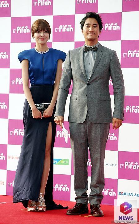 Суён и Шин Хен Чжун