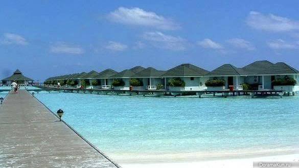 Пляжи на Острове Чеджу
