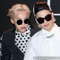 G-Dragon + Тэян