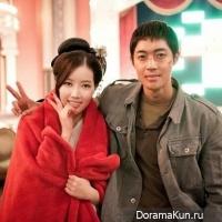 Ким Хён Джун и Лим Су Хян