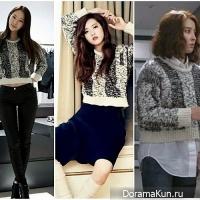 Krystal vs Go Ara vs Han Hye Jin