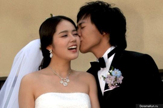 Хан Га Ин и Юн Чжон Хун