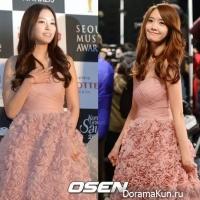 Сон Наын из A Pink и Юна из SNSD