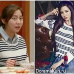 Юи из After School и Сохен из SNSD