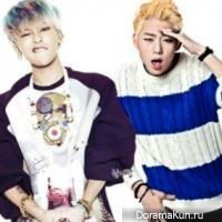 Зико и G-Dragon