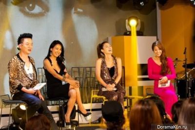 Ли Хёри в StoryOn Woman Show