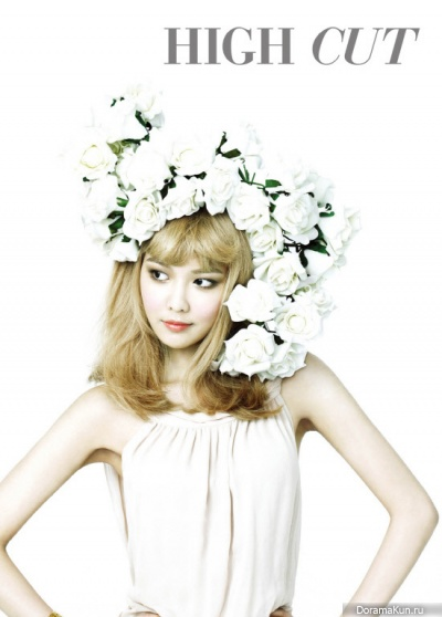 Суён из Girls' Generation
