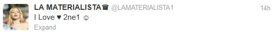 La-Materialista-Tweet