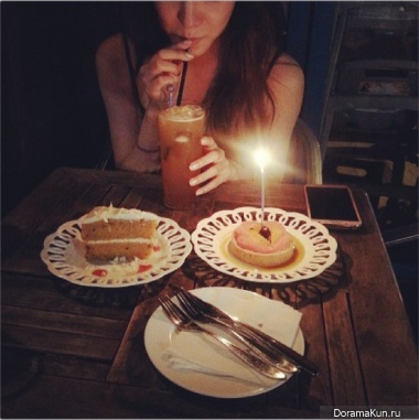 День рождения Тиффани