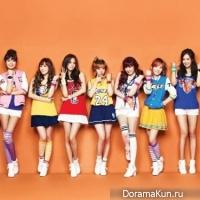 Girls' Generation 'Gossip Girls'!