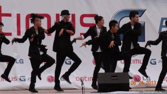 Казахстан-Корея -2013
